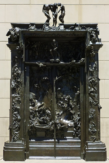 Rodin_Gates_of_Hell_Stanford