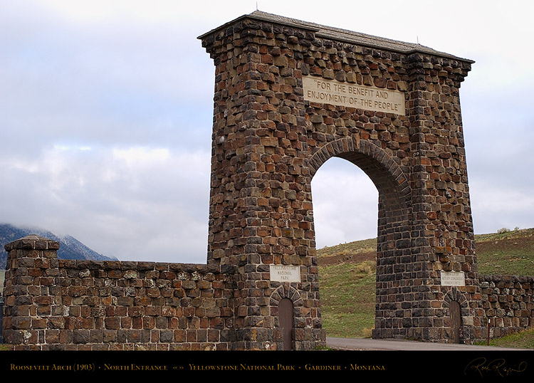 RooseveltArch_Yellowstone_5868