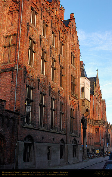 Bruges_College_Howest_Sint-Jorisstraat_2306