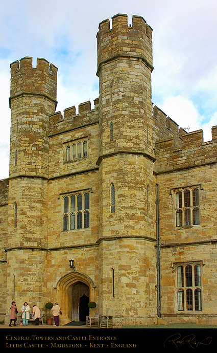 LeedsCastle_CentralTowers_1651
