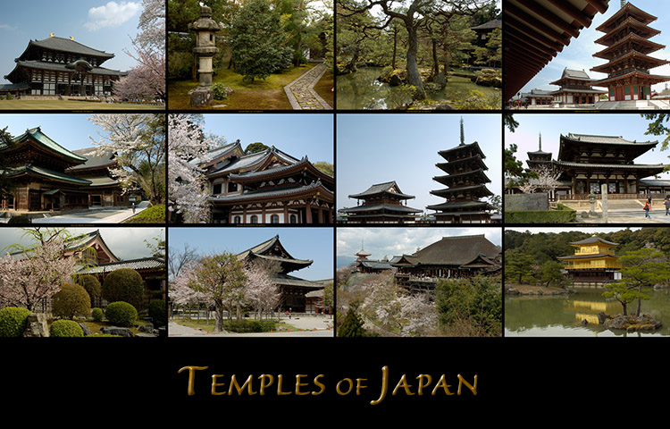 Japanese_Temples
