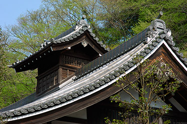 Engakuji_RoofDetail_0896