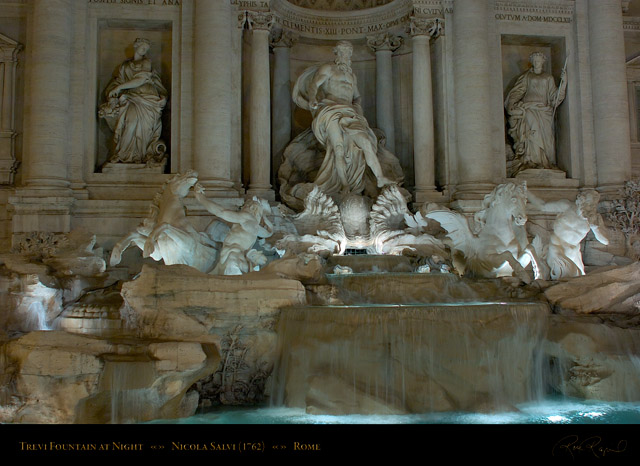 TreviFountain_Night_8532