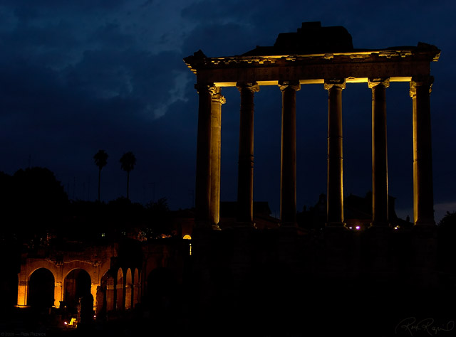 Temple of Saturn 3783