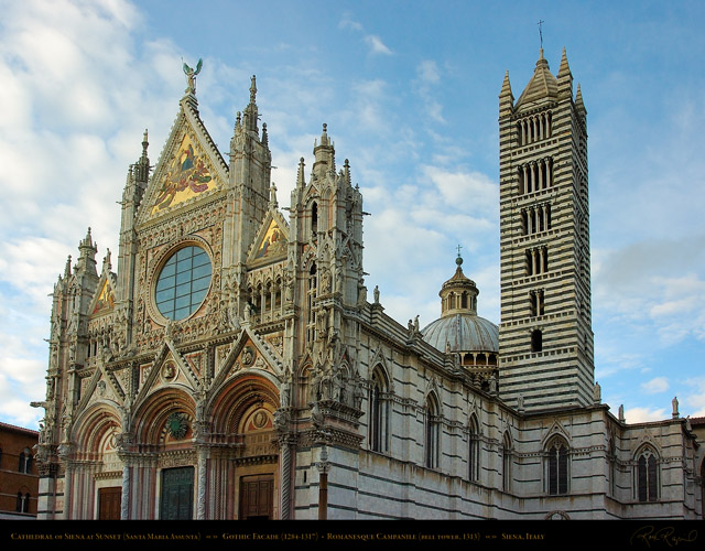 Siena_Cathedral_at_Sunset_6354_LC