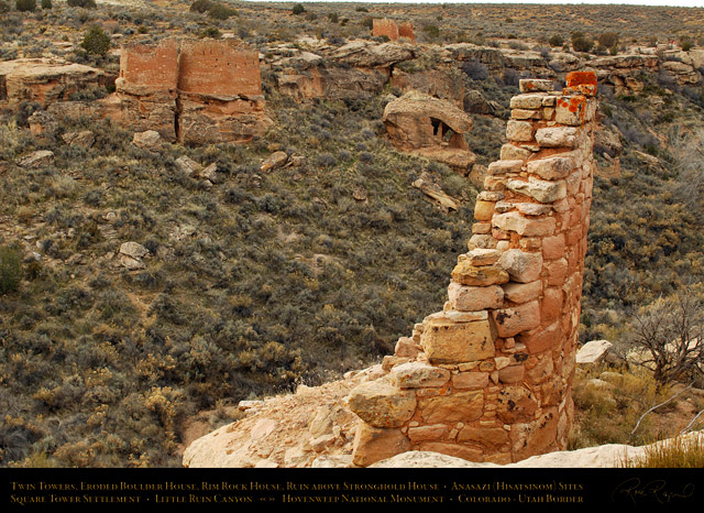 Hovenweep_Little_Ruin_Cyn_Twin_Towers_X9826