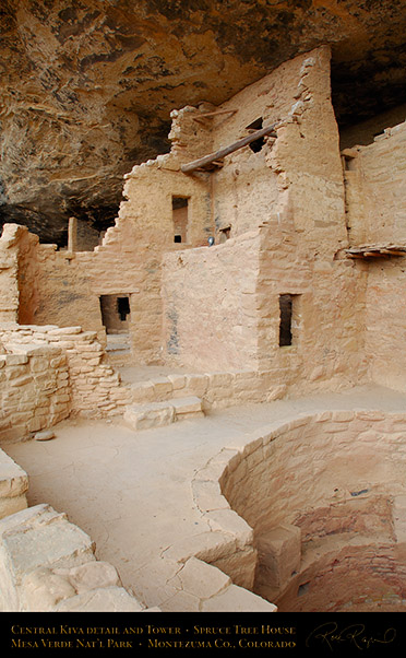 Mesa_Verde_Spruce_Tree_House_Kiva_Tower_X9784