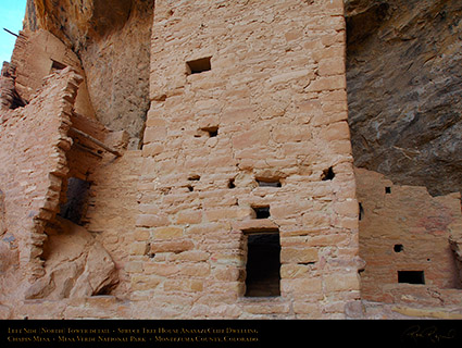Mesa_Verde_Spruce_Tree_House_Left_Tower_X9810