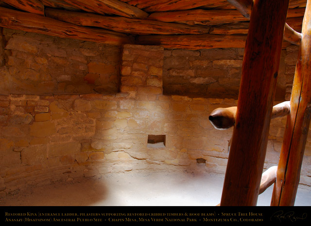 Mesa_Verde_Spruce_Tree_House_Restored_Kiva_X9802