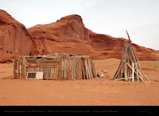 Monument_Valley_Navajo_Outbuilding_Wood_Stack_X1585