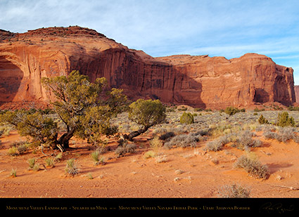 Monument_Valley_Landscape_Spearhead_Mesa_X9942
