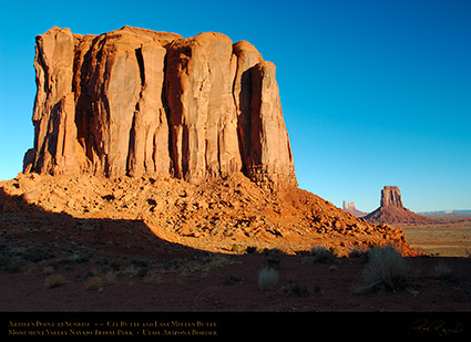 Monument_Valley_Cly_Butte_Artist's_Point_at_Sunrise_X1789