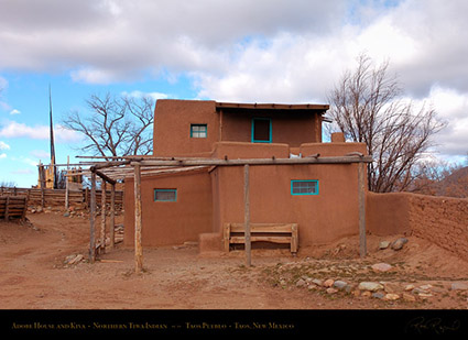 Taos_Pueblo_Adobe_House_and_Kiva_HS6527