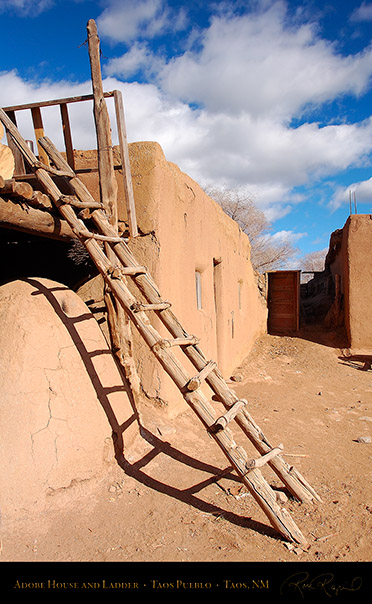 Taos_Pueblo_Adobe_House_and_Ladder_HS6625