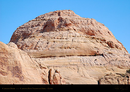 Capitol_Dome_Capitol_Reef_1525