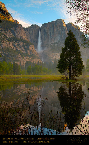 Yosemite_Falls_Reflection_Dawn_X0349