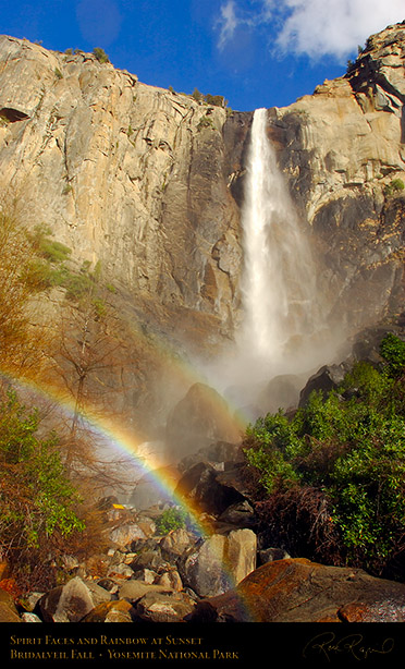 Bridalveil_Fall_Spirit_Faces_Sunset_Rainbow_2513