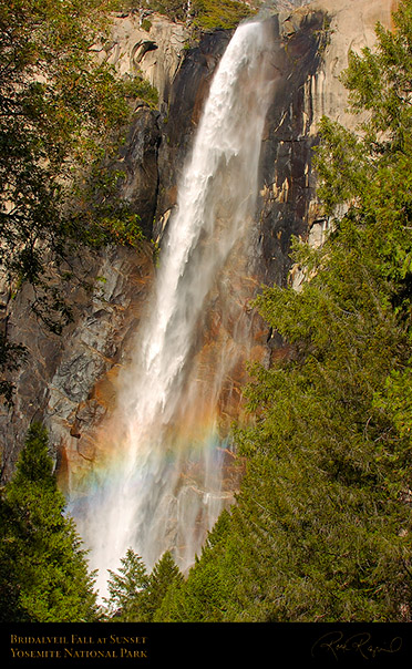 Bridalveil_Fall_Sunset_Rainbow_3318