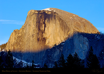 Half_Dome_at_Sunset_Sentinel_Bridge_2573