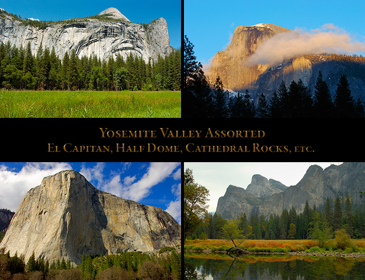Yosemite_Assorted