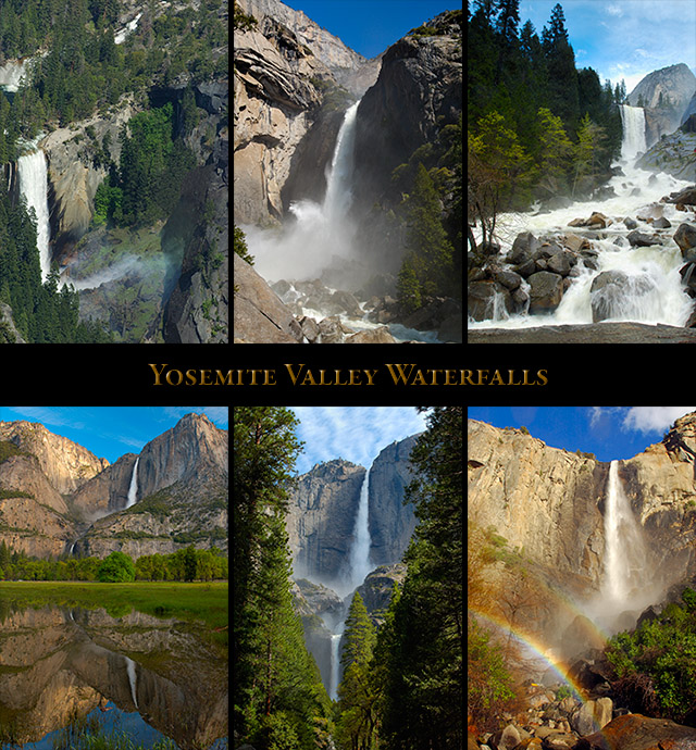 Yosemite_Waterfalls